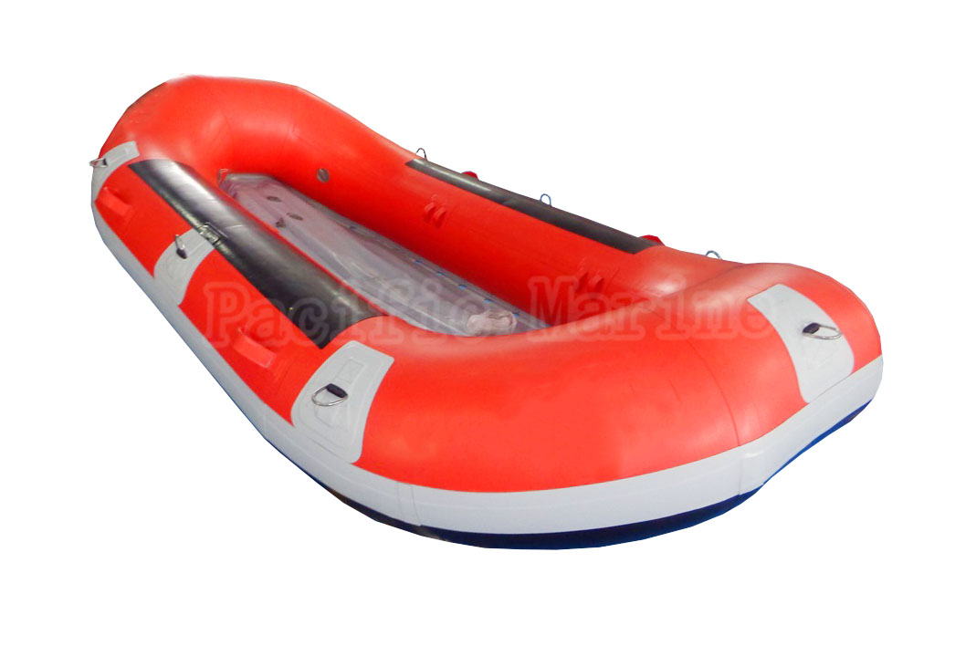 ORCA, Professional Hypalon Drifting Boat