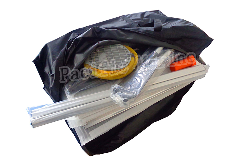 Boat bag with standard parts